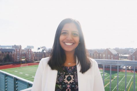 USG Election Guide 2018: Maya Rao