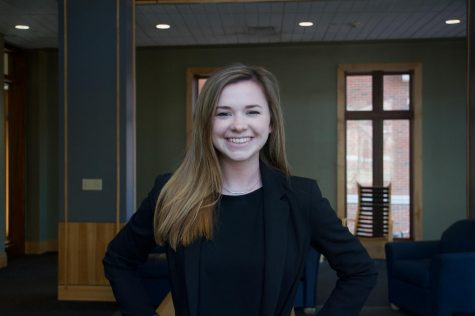 USG Election Guide 2018: Sydney Davis