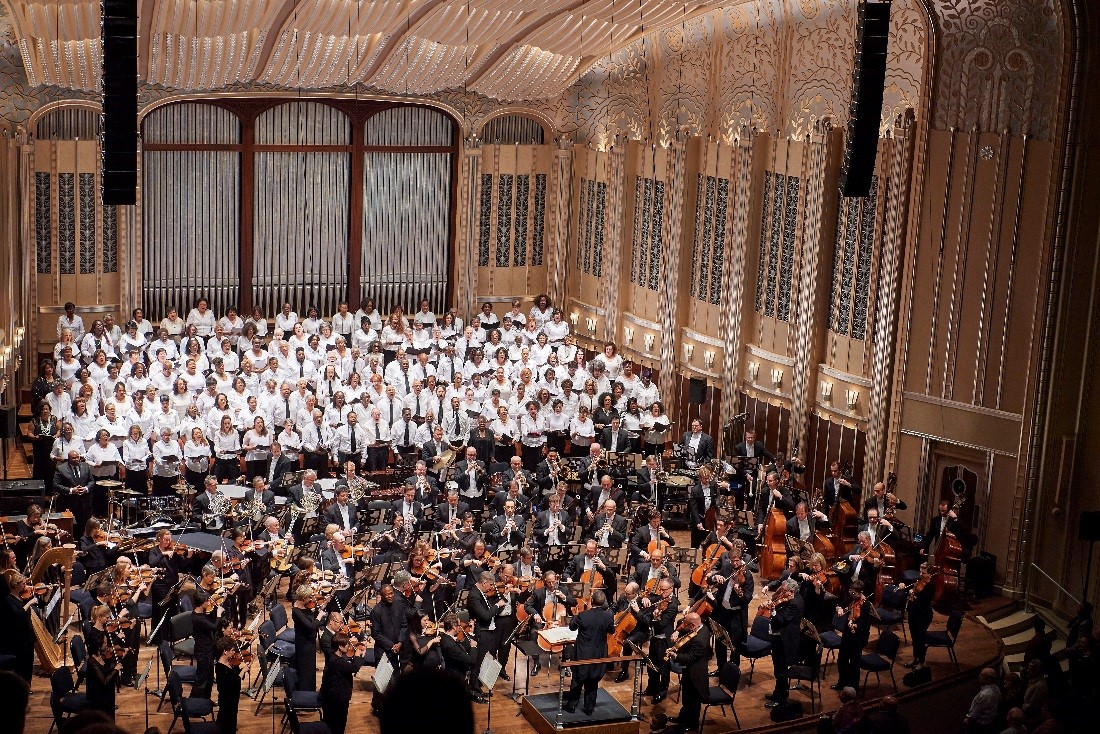 cleveland orchestra's 101st season features both new and timeless