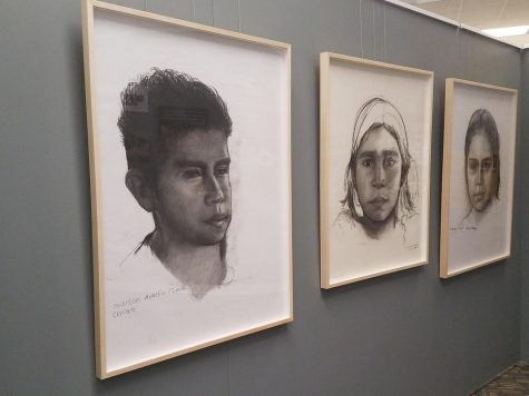 Latino Art Show honors children held in detention centers