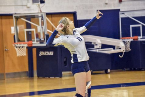 Volleyball prepares for home stretch
