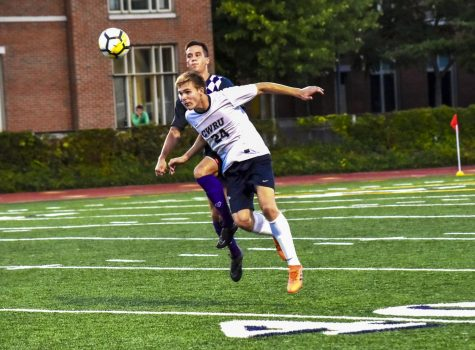 Men's soccer all tied up after Denison Invitational