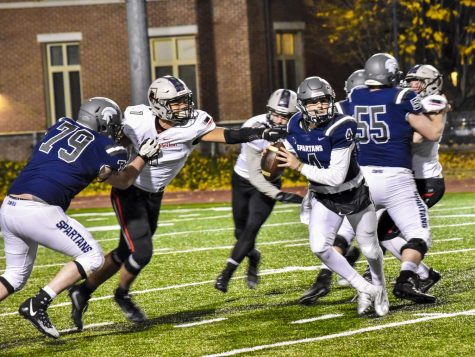 Spartans end historic season with playoff loss to Mount Union