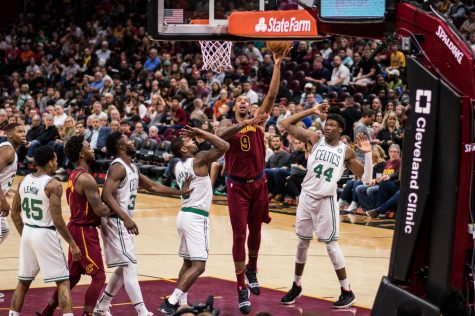 Cavaliers bounce back from loss