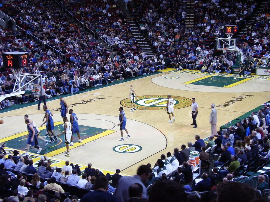 The+NHL+recently+approved+the+expansion+of+the+league+to+Seattle.+The+last+major+professional+winter+team+in+Seattle+was+the+Supersonics%2C+who+played+in+Key+Arena.+The+ownership+group+of+the+new+NHL+franchise+has+renovated+Key+Arena+in+order+to+modernize+it.+