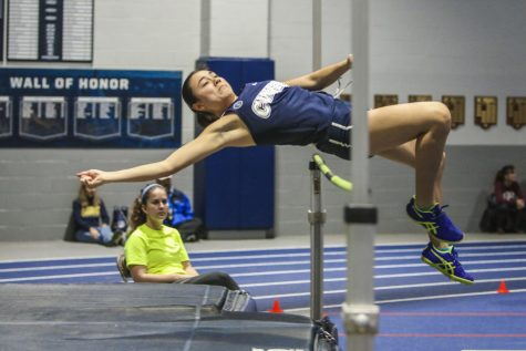 Spartans slip in first meet of season