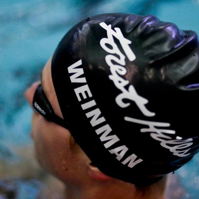 Dakota+Weinman+started+swimming+12+years+ago.+Throughout+his+time+on+the+CWRU+swim+team%2C+he+has+found+a+group+of+teammates+who+push+him+and+support+him+daily.