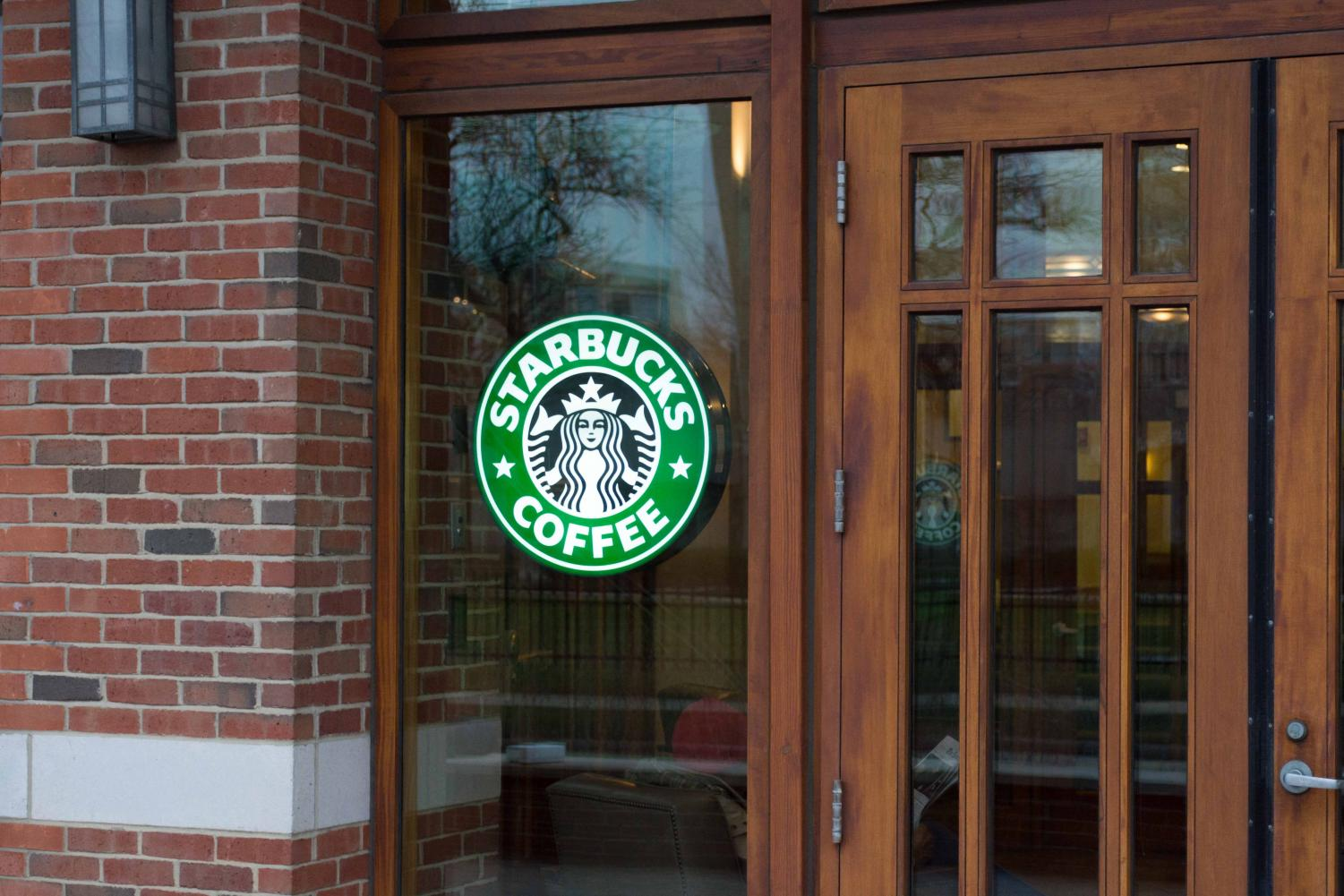 NRV Starbucks on the Tapingo app