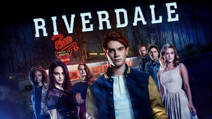%22Riverdale%27s%22+Promotional+Poster