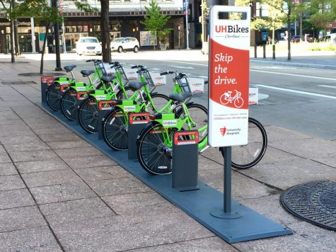 Alumni create new bike-sharing program