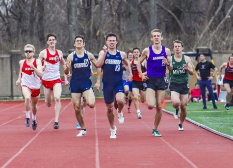 Track and field teams claim third and fourth at Denison