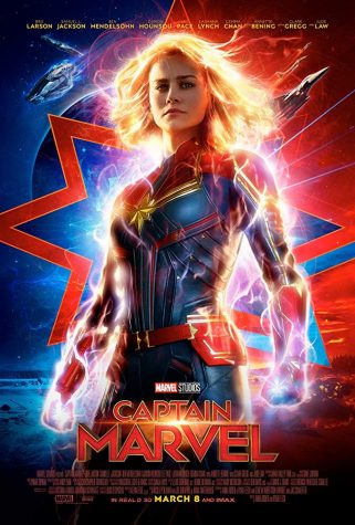 """Captain Marvel"" middling, still entertaining Marvel film"