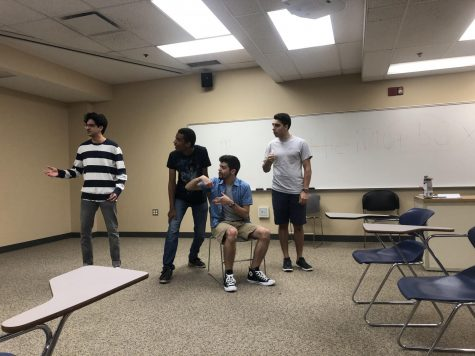 The Idiot Box makes improv more accessible to the campus