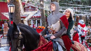 """Knight Before Christmas"" is a predictable but fun Christmas movie"