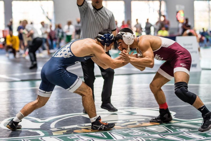 Recent matches prepare the Spartan wrestling team to host the Si Ostrach Meet