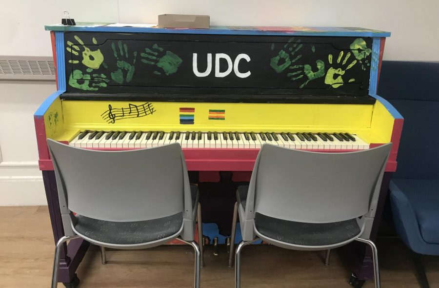UDC creates a free lending library for computers and calculators