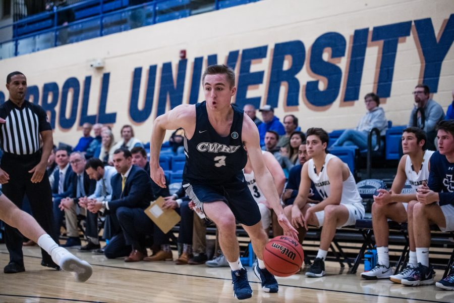 After a strong holiday season showing, men's basketball enters conference play