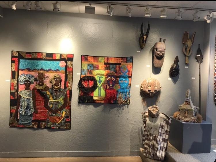 African American Art alumni exhibit explores the past and present