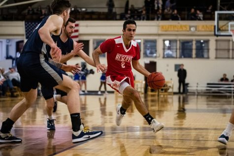 Throwback Weekend goes as planned for CWRU men's basketball