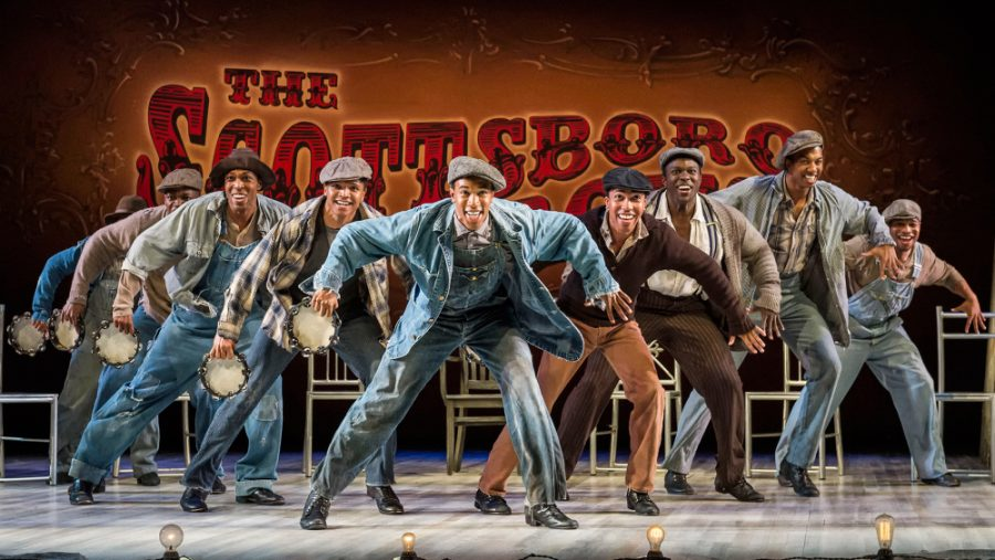 The+musical+%E2%80%9CThe+Scottsboro+Boys%2C%E2%80%9D+uses+real+historical+events+to+talk+about+racism.+