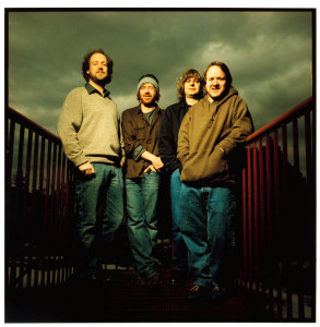 Phish, despite their proclivity to jam endlessly, are artists just as valid as anything