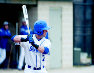 Sluggers open season with sweep over John Carroll, split with Guilford
