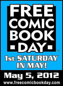 It's almost time for…Free comic book day