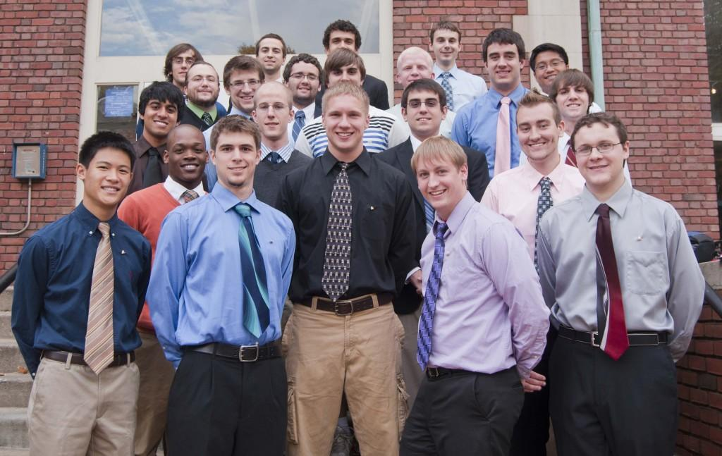 Delta Chi to induct new members at CWRU
