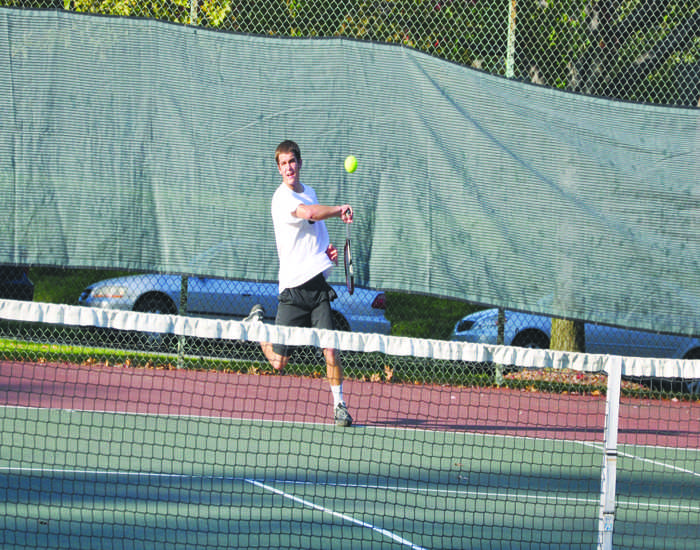 Nationally ranked men's tennis gears up for NCAA Championship push