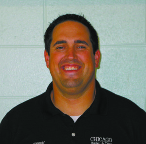 Freshly hired swimming head coach to kick off a new era
