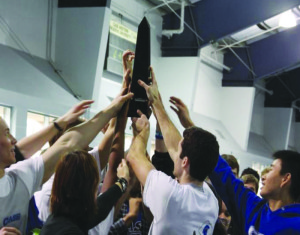 Spartans claim Obelisk with strong performance against Carnegie Mellon