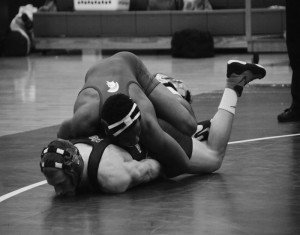 Wrestling swept at Si Ostrach Meet