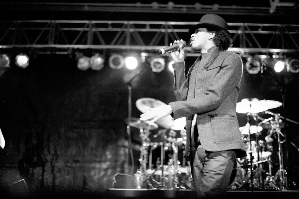K'naan enthralls concertgoers courtesy of UPB