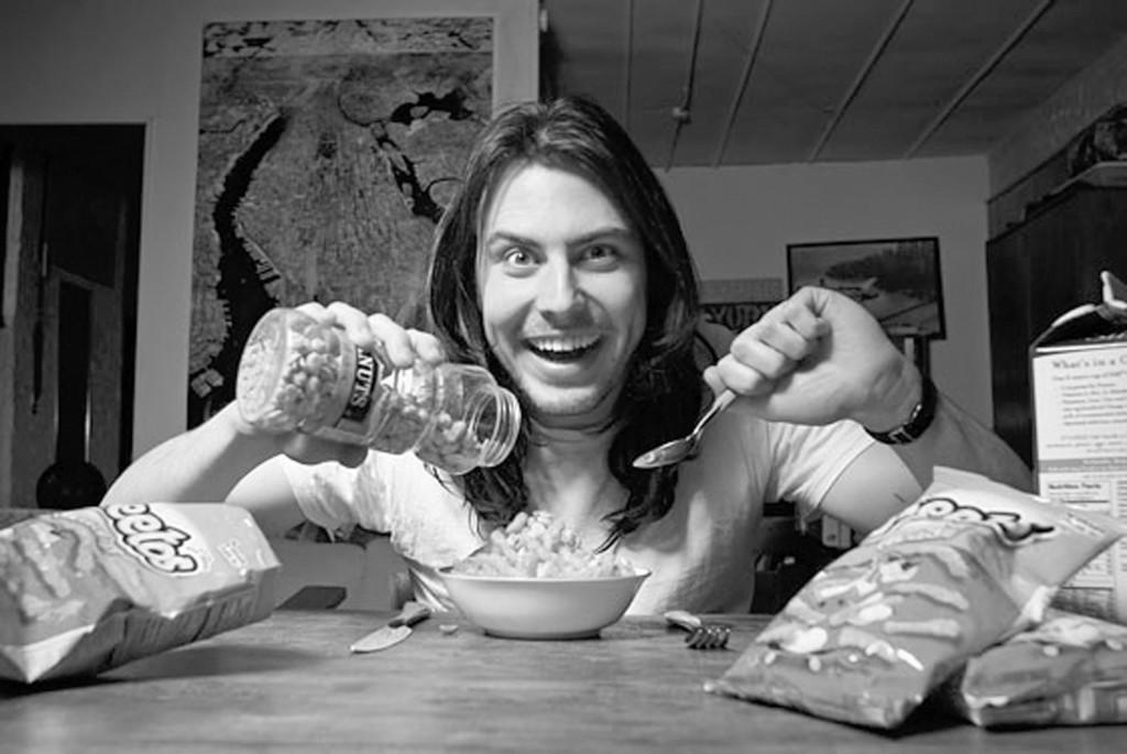 Going back to Those Gold Soundz: The Church of Andrew W.K.