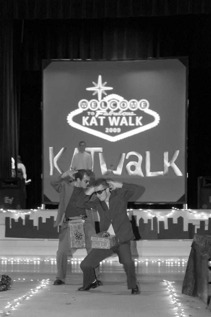 Strut your Spartan and get your Gaga on: KATWalk 2010