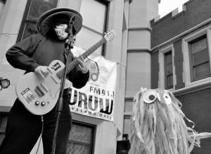 The Black Angels deliver hazy rock, rain to 29th Studio-A-Rama
