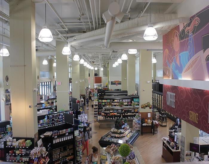 Moving Uptown, Part 1: Constantino's Market welcomed to campus