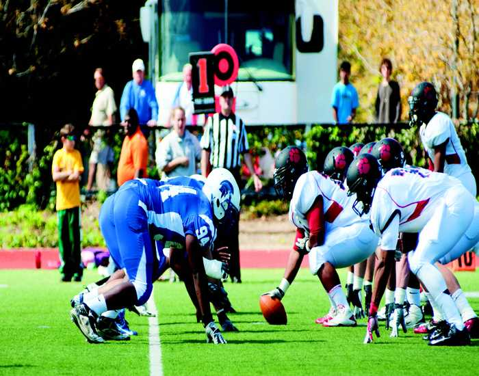 Homecoming football preview