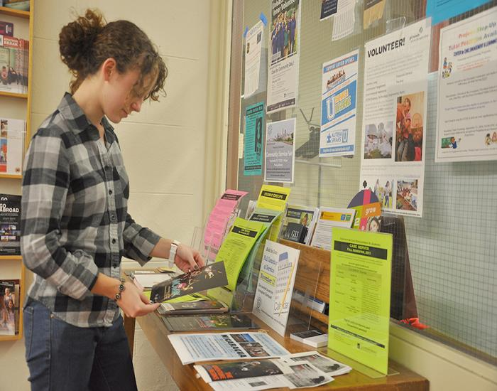 CCEL hosts Get Out the Vote and Community Service Fair