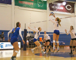 Volleyball runners up at Gator Invite, continue best start