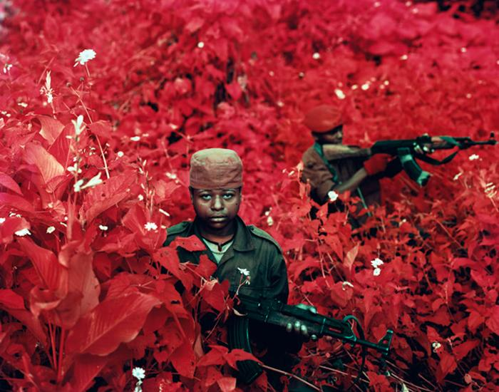 From Traces to Faces: Crisis Photographer Richard Mosse Lectures at CMA