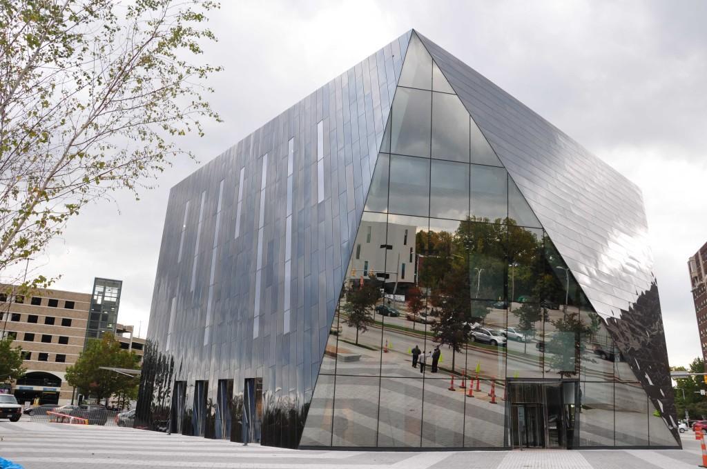 MOCA Opens in University Circle