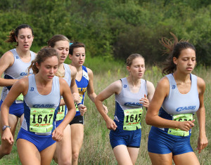 Cross country teams eye top spot at Oberlin's Inter-Regional Rumble