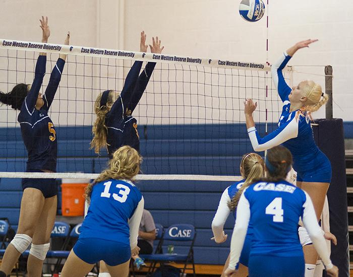 Split at 2nd Round Robin gives volleyball fourth seed