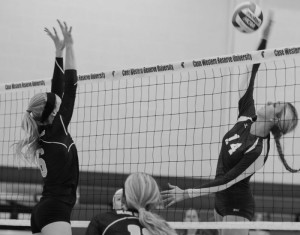 Volleyball heads to UAA Round Robin with upsets on their minds