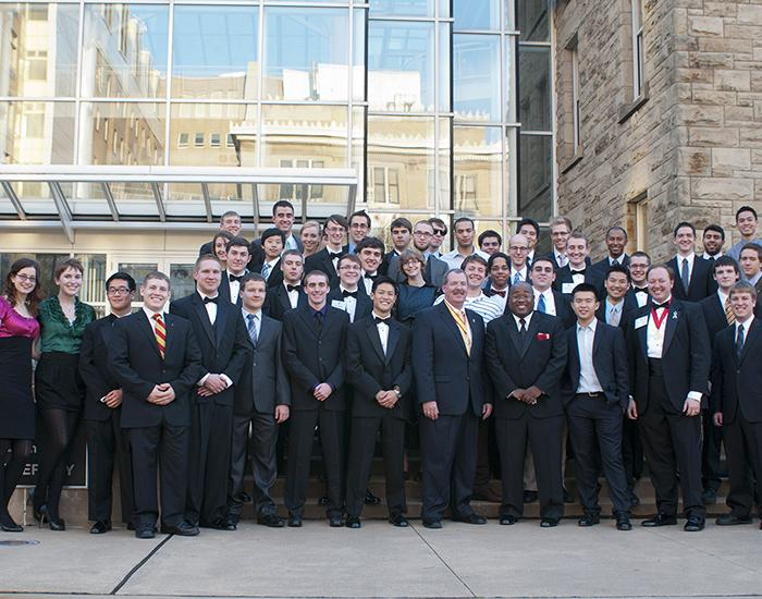 Delta+Chi+celebrates+official+chartering