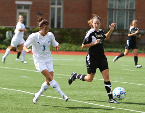 Seven Spartans named to All-UAA soccer teams