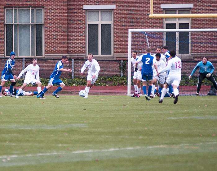 Late goals doom Spartans in UAA play