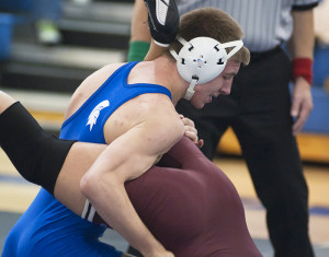 Grapplers finish 11th at RIT Tournament