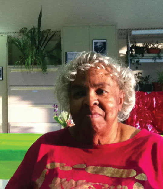Watson+reflects+on+a+life+of+performing+and+parenting+in+the+activities+room+of+Eliza+Bryant+Village%2C+the+nation%E2%80%99s+oldest+African+American+nursing+home+in+operation.